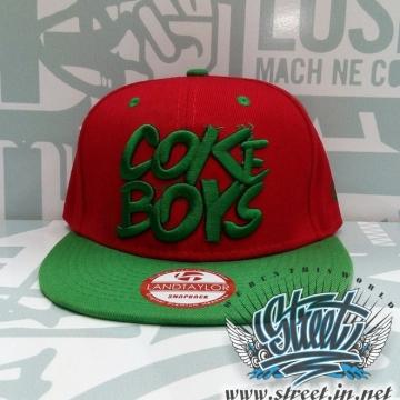 Кепка COKE BOYS