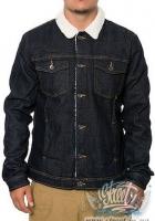 Куртка джинсовая на меху WeSC