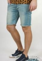 Шорты джинсовые-стрейтч COCAROACH