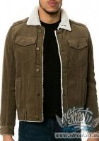 Куртка вельветовая на меху FALLEN