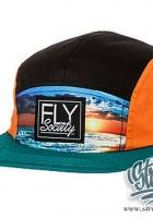 Кепка FLY 5-ти панелька летняя
