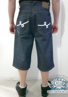 Шорты джинсовые LRG