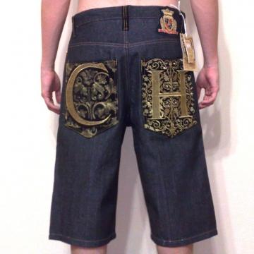 Шорты джинсовые  CROWN HOLDER